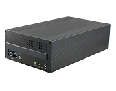 *Mini PC LG-P695H Intel 9th gen. i7, PCI slot , DVI+DP ports, optn 12V-48V